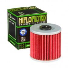 HIFLO-FILTRO фильтр масляный HF123
