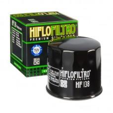 HIFLO-FILTRO фильтр масляный HF138