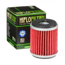 HIFLO-FILTRO фильтр масляный HF141