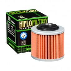 HIFLO-FILTRO фильтр масляный HF151