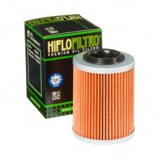 HIFLO-FILTRO фильтр масляный HF152