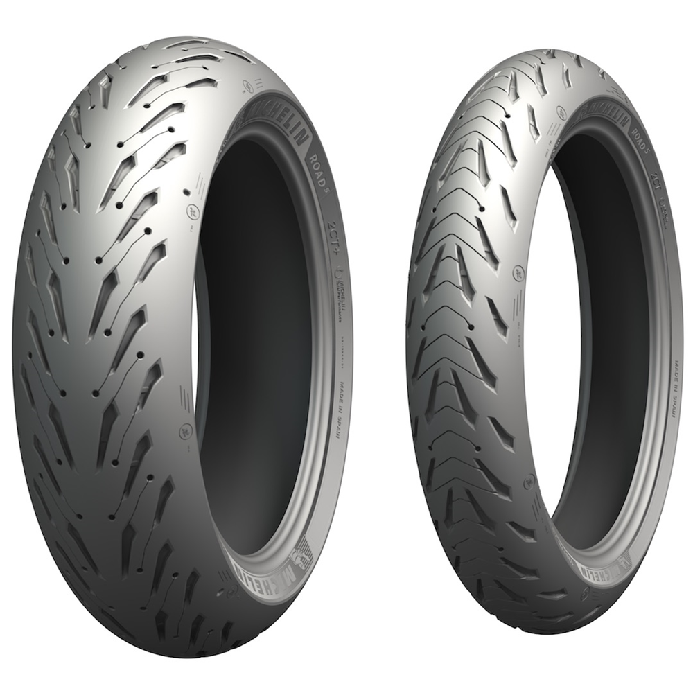 MICHELIN 120/70 ZR17 ROAD 5 58W F