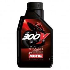 MOTUL 300V 4T FACTORY LINE 10W-40 1л.