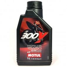 MOTUL 300V 4T FACTORY LINE 15W-50 1л.