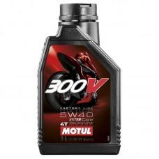 MOTUL 300V 4T FACTORY LINE 5W-40 1л.