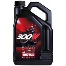 MOTUL 300V 4T FACTORY LINE 5W-40 4л.