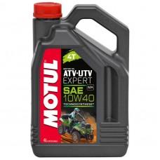 MOTUL ATV-UTV EXPERT 4T 10W-40 4л.