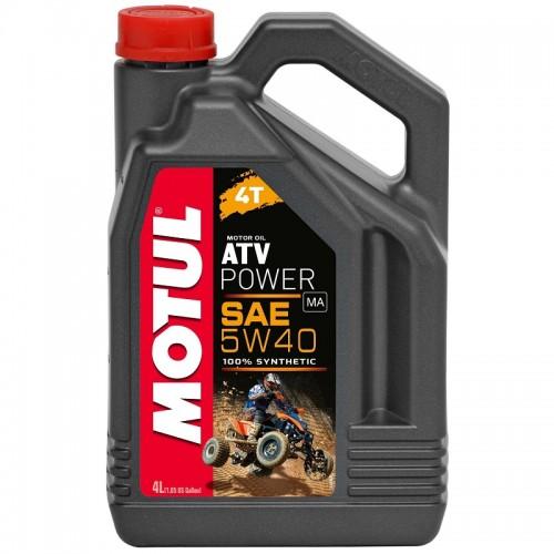 MOTUL ATV POWER 4T 5W-40 4л.