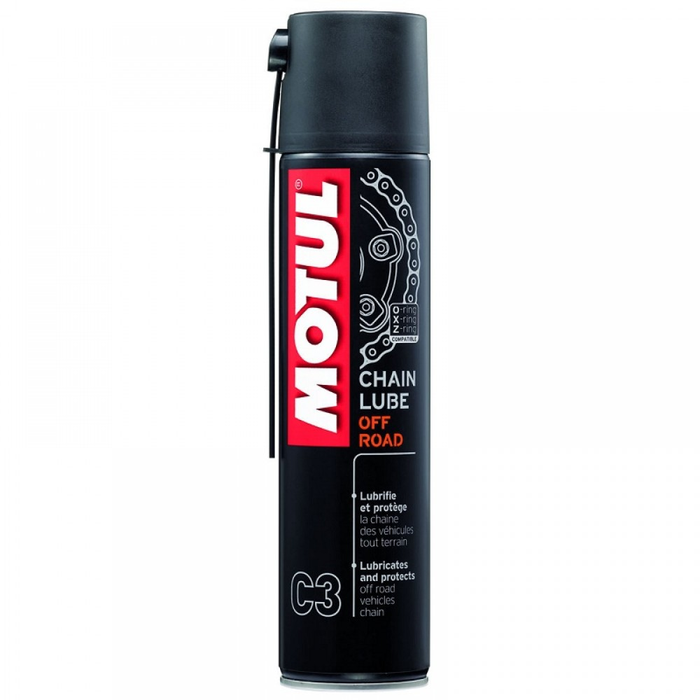 MOTUL C3 Chain Lube Off Road 0.4л.