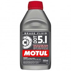 MOTUL DOT 5.1 Brake Fluid 0.5л.