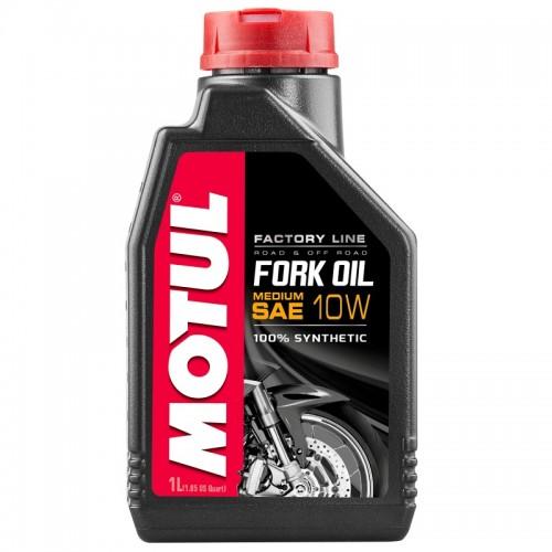 MOTUL Fork Oil medium Factory Line 10W 1л.