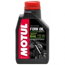 MOTUL Fork Oil Expert medium/heavy 15W 1л.