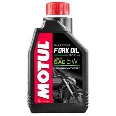 MOTUL Fork Oil Expert light 5W 1л.