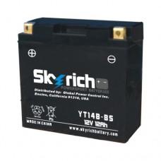 SKYRICH аккумулятор YT14B-BS