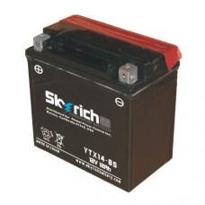 SKYRICH аккумулятор YTX14-BS