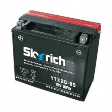 SKYRICH аккумулятор YTX20-BS