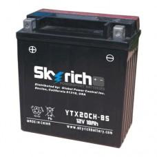 SKYRICH Аккумулятор YTX20CH-BS