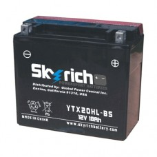 SKYRICH Аккумулятор YTX20HL-BS