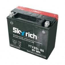 SKYRICH аккумулятор YTX20L-BS