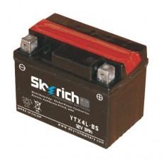 SKYRICH Аккумулятор YTX4L-BS