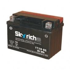 SKYRICH Аккумулятор YTX9-BS