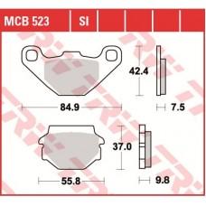 TRW Тормозные колодки MCB523SI