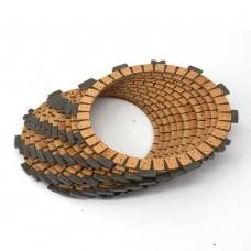 TRW Комплект фрикционных дисков сцепления MCC107-6